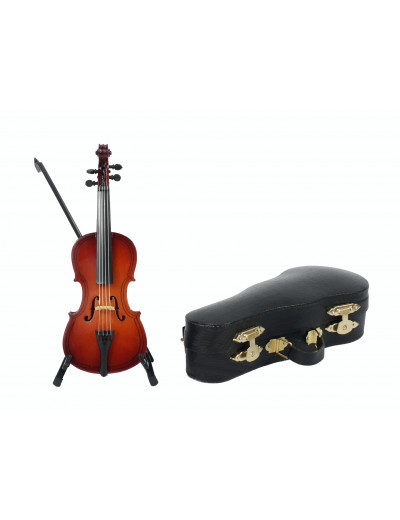 Cello with arc with...