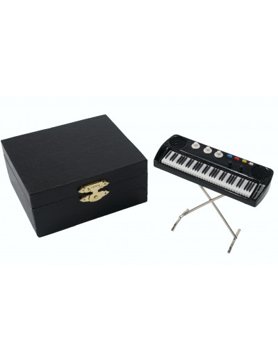 Keyboard with gift case