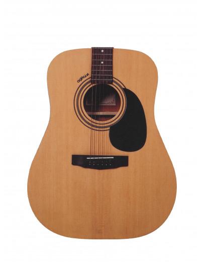 Mouse pad guitar 22 cm H