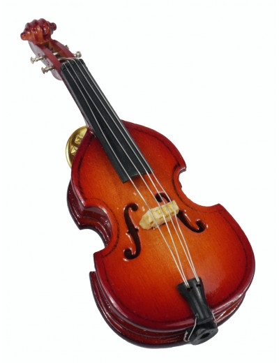 Miniature pin double bass 7...