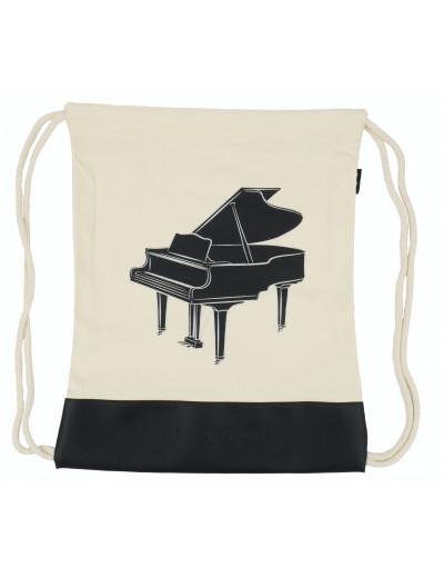 Drawstring bag grand piano...