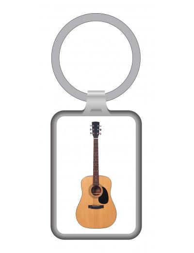 Keyring Guitar metal