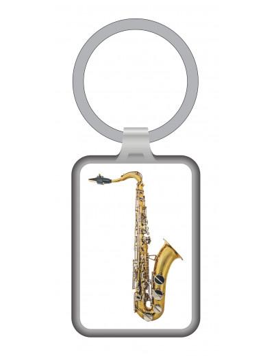 Keyring sax metal 7,5*3 cm...