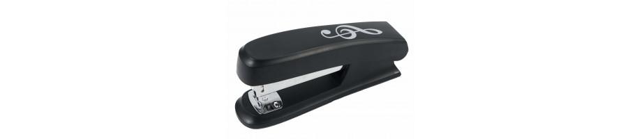 Music stapler